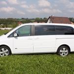 Osobní autodoprava Martin Svoboda – Mercedes Benz Viano CDI 2,2