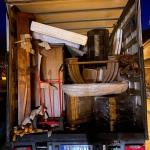 Stěhování masivního nábytku