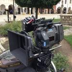 Stěhování Praha 9 – přeprava materiálu pro japonské filmaře