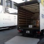Stěhování Praha 9 - Eurocargo skříň s hydraulickým čelem o objemu 50 m³
