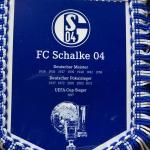 Stěhování Praha 9 – vlajka Schalke